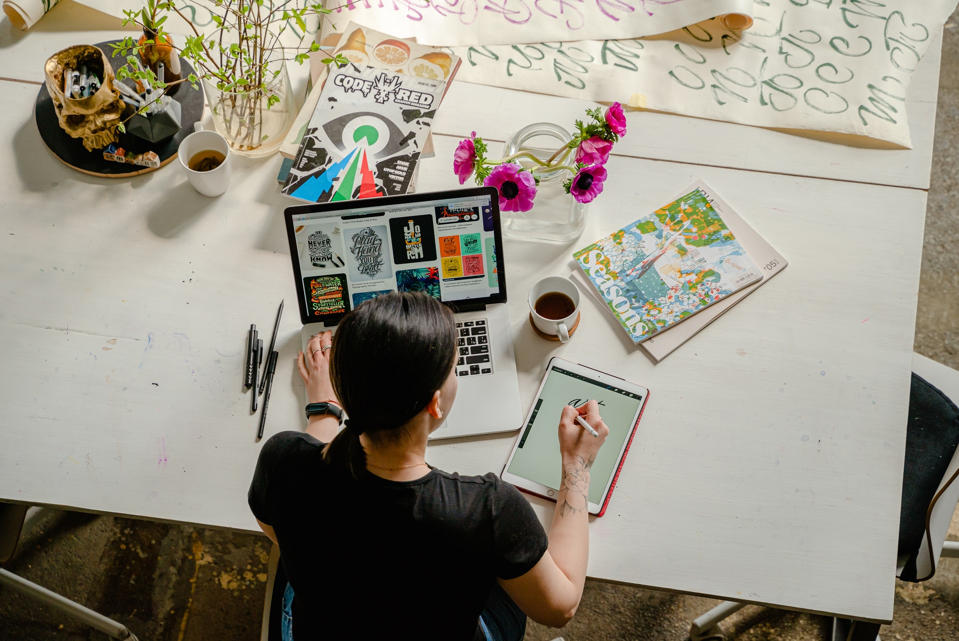 Graphic Design to Maximize Your Digital Marketing Impact